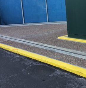 Curb painting San Jose