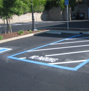 Parking Lot Striping Company