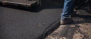 asphalt layer